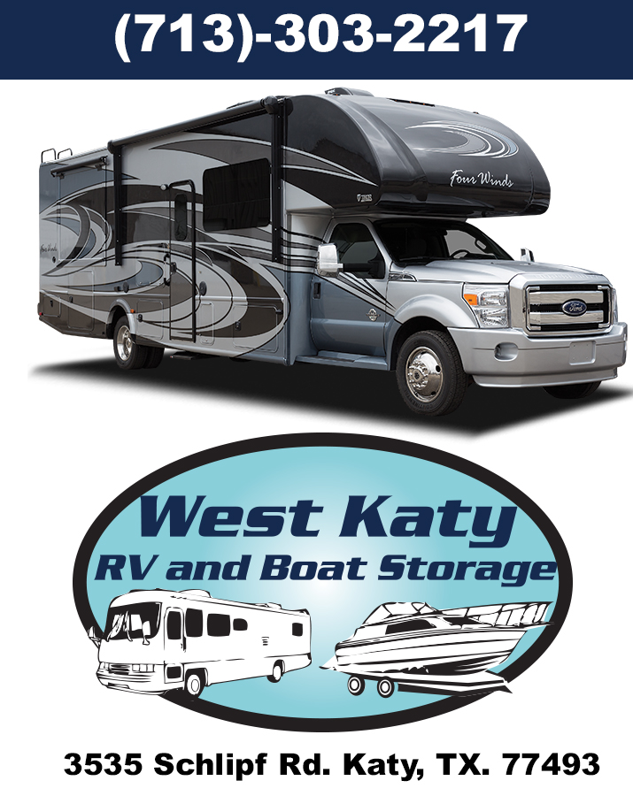 Katy Boat RV Storage in Katy TX 77493